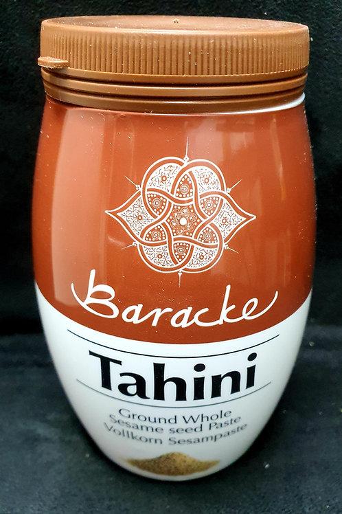 Vollkorn-Tahini Baracke 500g