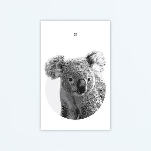 Wholesale 6 of - Koala Gift Tag