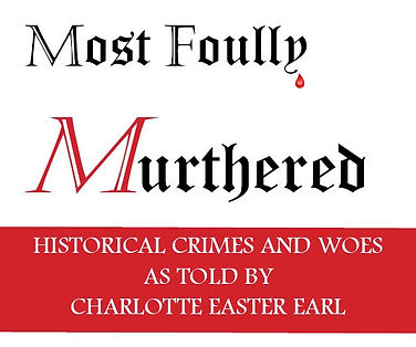 True Crime Historical Crime Podcast Murthered