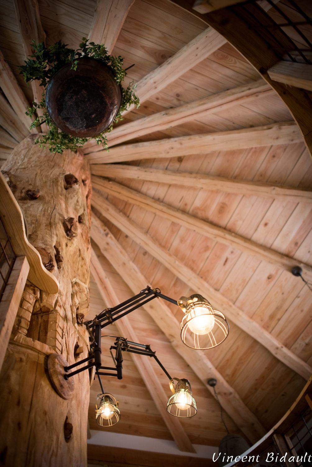 restaurant détail plafond