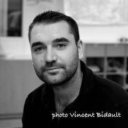 Portrait photo de Vincent Bidault : jura