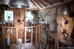 restaurant détail intérieur