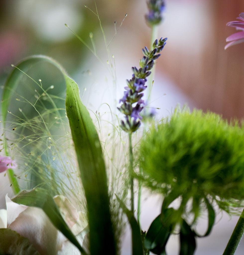 décoration florale photo de mariage par Vincent Bidault