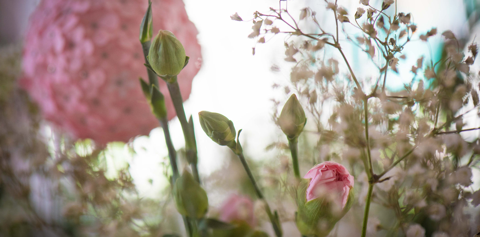 Fleurs pour un mariage : photo de mariage par Vincent Bidault
