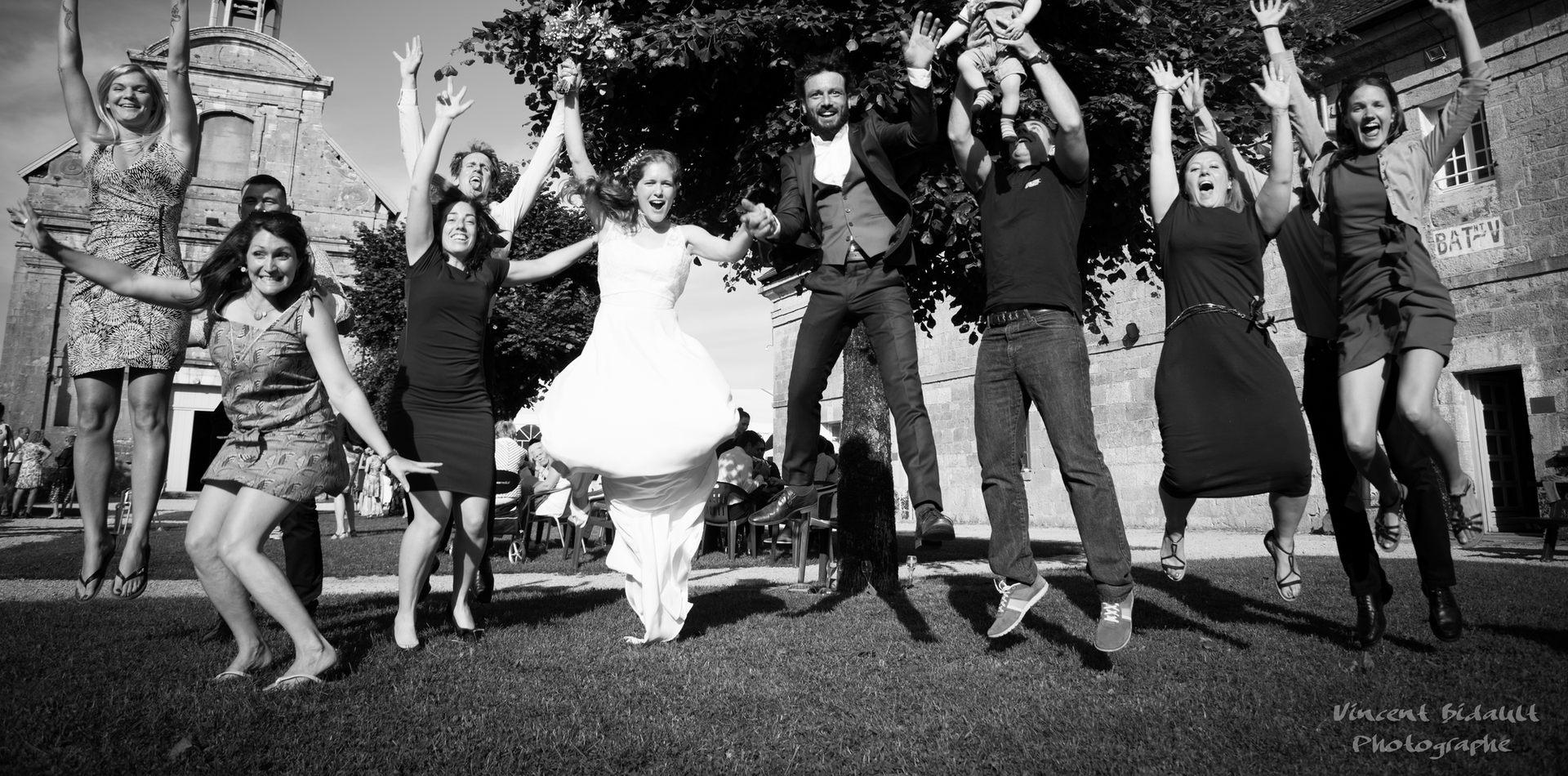 photo de mariage par Vincent Bidault