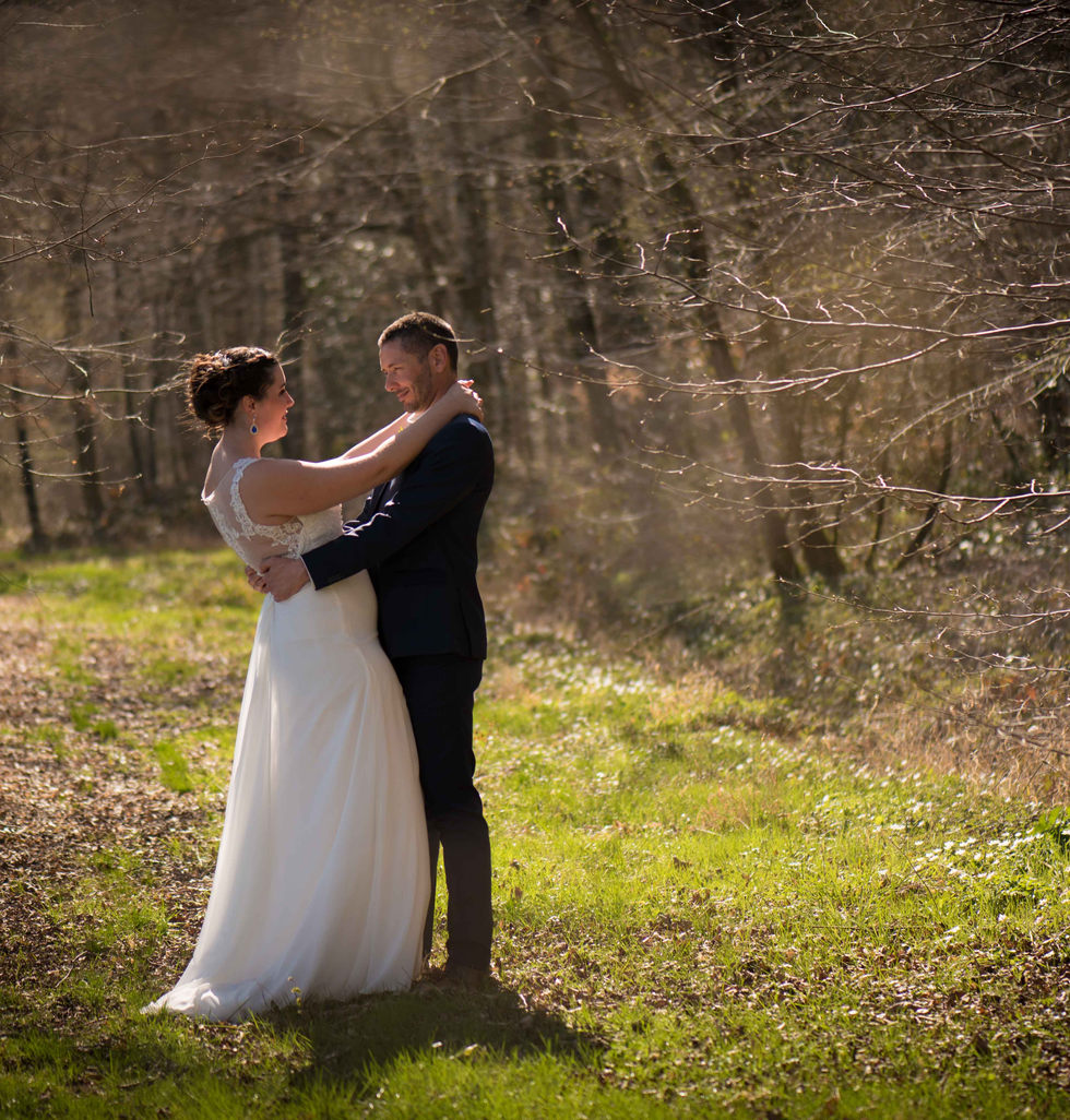 moment de tendresse Photo Mariés | Vincent Bidault, Photographe de mariage | France
