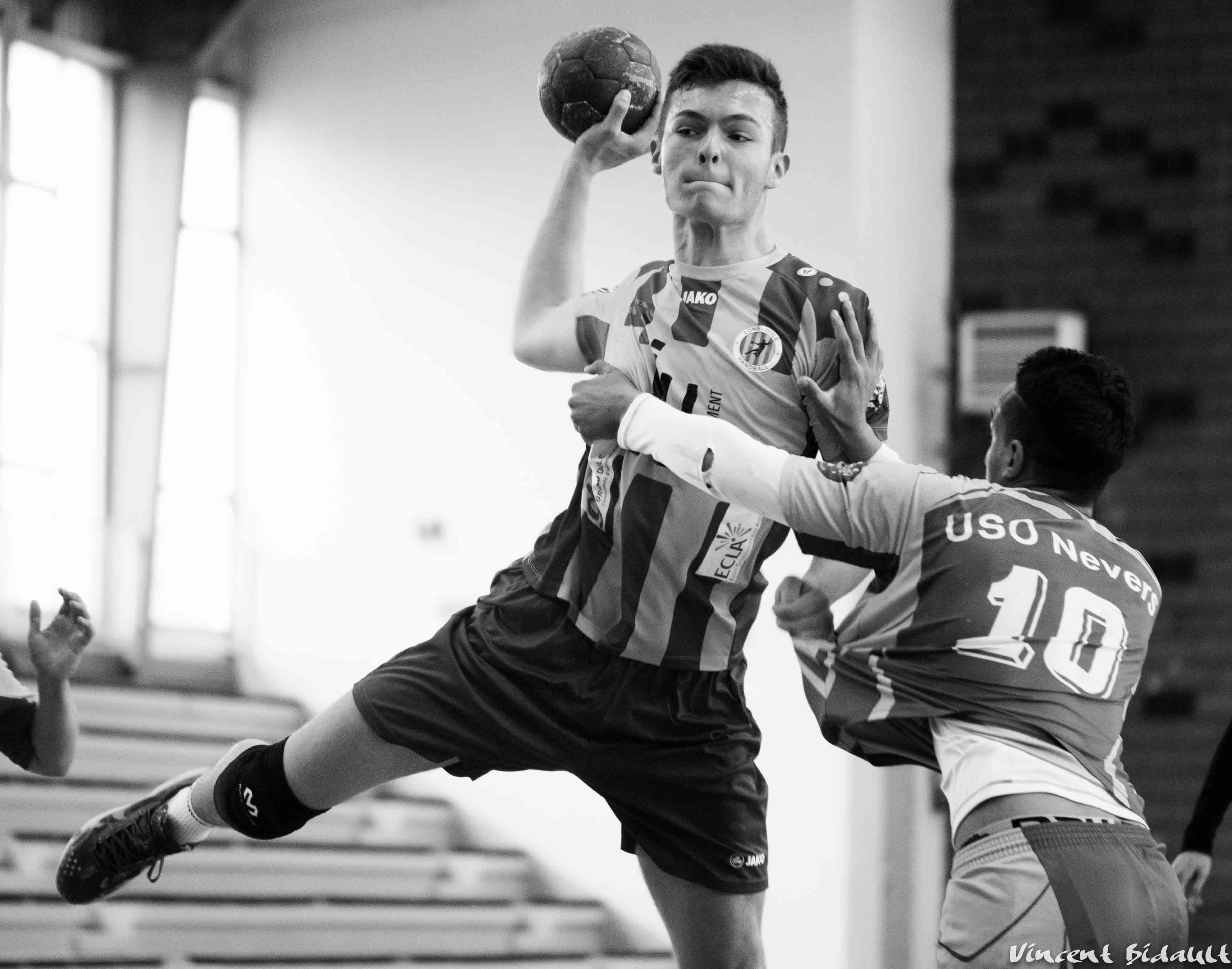 Photos de sport par Vincent Bidault