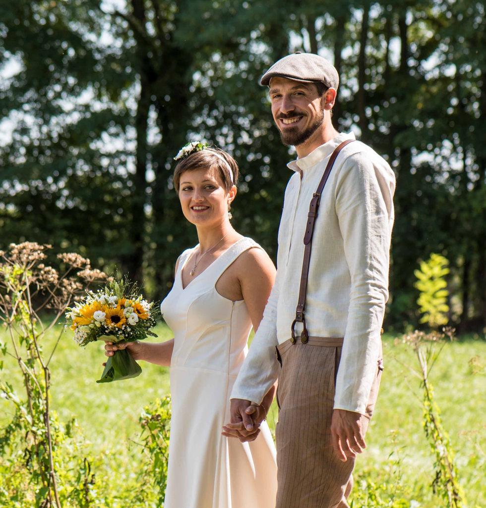 ballade des mariés