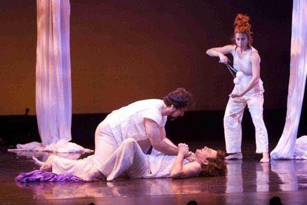 Odysseus and Telemachus