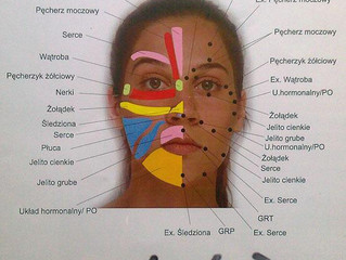 REFLEKSOLOGIA magiczny masaż twarzy i głowy