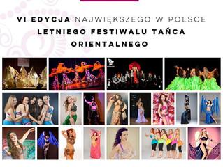 VI Edycja Festiwalu Tańca Orientalnego