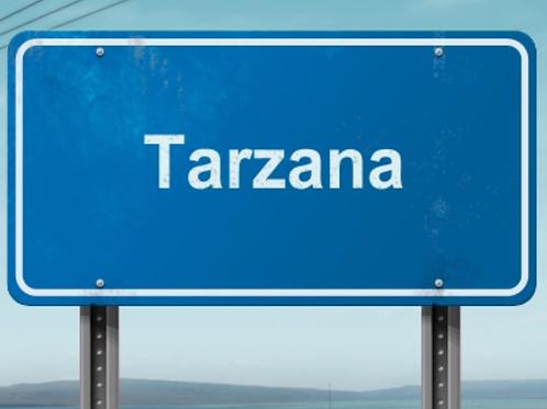 Tarzana - Official Script