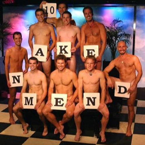 10 Naked Men - Official Script (90 Minutes)