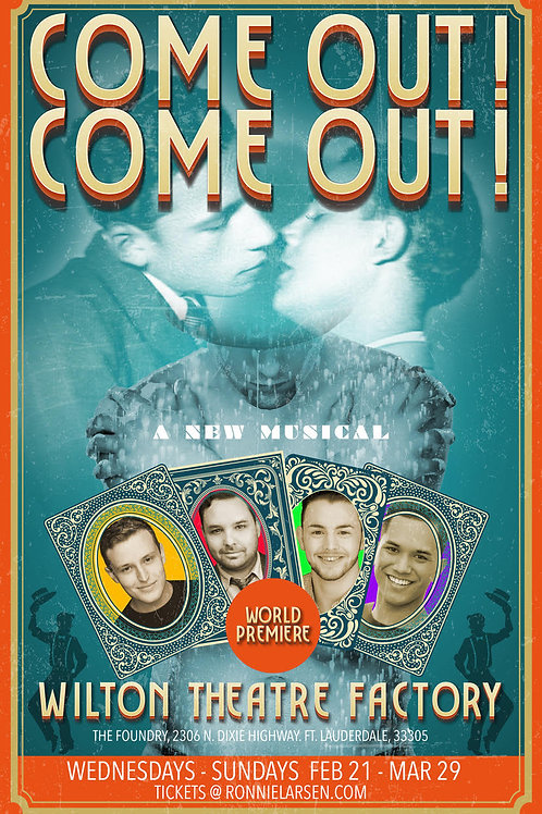 Come Out! Come Out! Rent Video