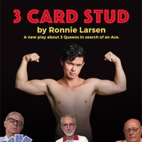 3 Card Stud - Official Script (Male Version)