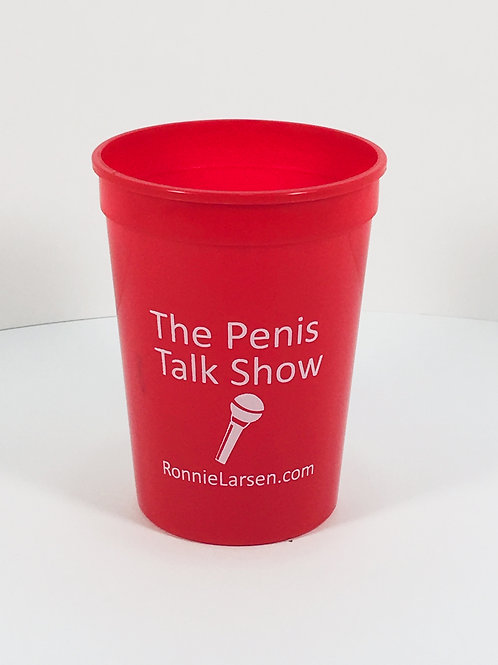 The Penis Talk Show - Cup