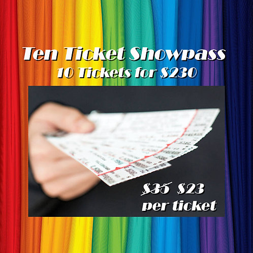 10 Ticket Showpass
