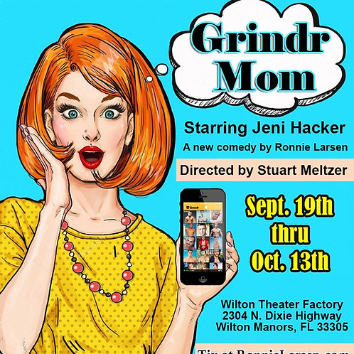 Grindr Mom - Official Script (Full Length 90 Minutes)