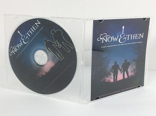 Now & Then - CD - Ft. Lauderdale Production