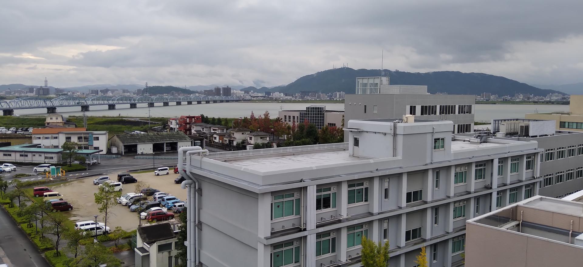 Kamiyama town, Japan