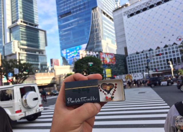 Tokyo (shibuya station) Japan – last Days