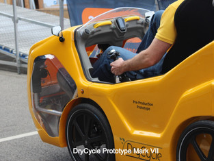 Side of DryCycle MKVII