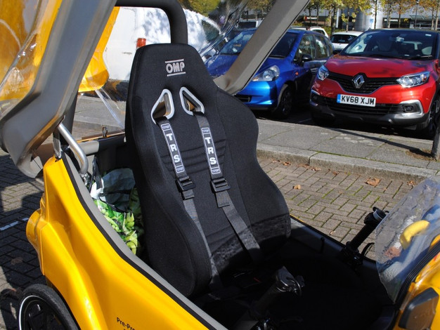 DryCycle - Very Comfortable Bucket Seat