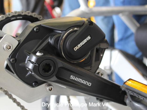 Shimano Motor