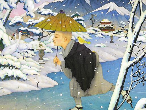❄️ El invierno 冬, según la Medicina tradicional china: Momento de retiro espiritual ✨