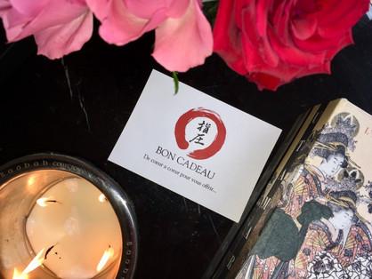 Bon Cadeau de Shiatsu Zen