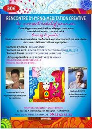 Ateliers RENAISSANCE, REVELEZ VOTRE POUVOIR MAGIQUE.