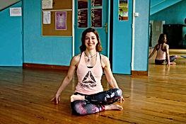 Stephanie Parrochia yoga