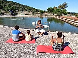 Magali Baldor méditation enfant domaine