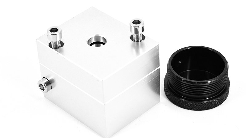 Drill Jig Kit - 1.25'' ID cone cups, 1.45'' OD End Caps