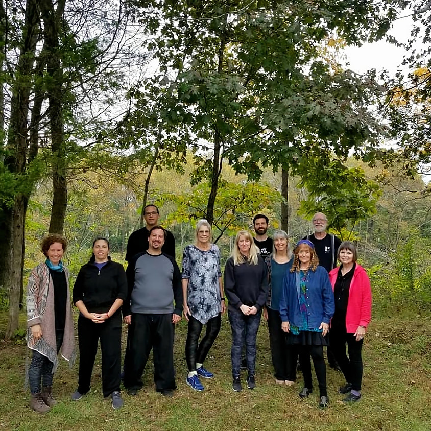 Saturday Only - Qi Gong Retreat 10 AM- 4 PM