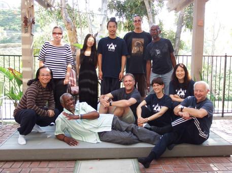 Master Bing's original Costa Mesa, CA class. 2015