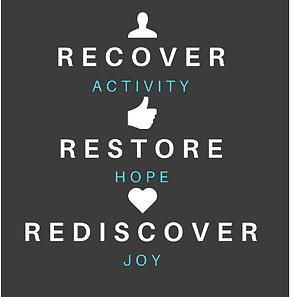 recovery, hope, joy