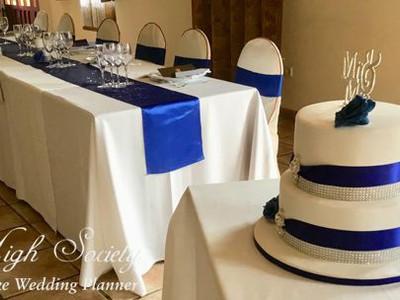 High Society Wedding Venue