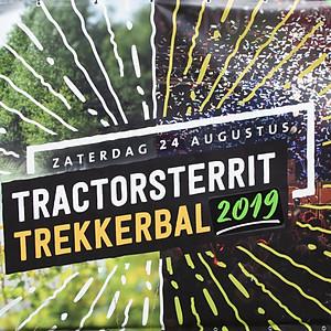 Tractor-sterrit Lievelde