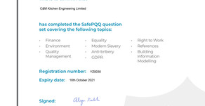 SafeContractor Certified for Another Year