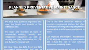Planned Preventative Maintenance of Your Catering Equipment