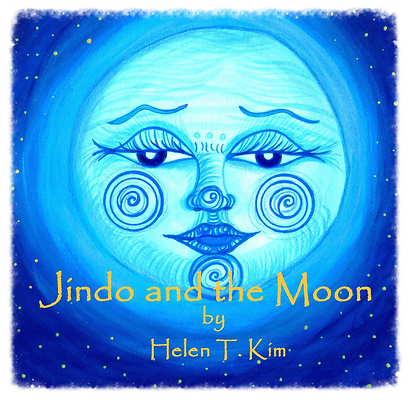 Jindo and the Moon