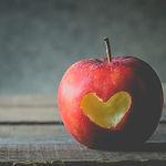 apple-fruits-fruit-heart-love-food-14188
