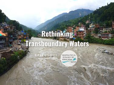 Rethinking Transboundary Waters