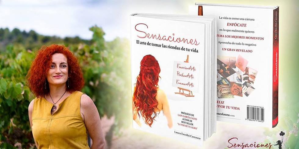 Presentació del llibre Sensaciones.
