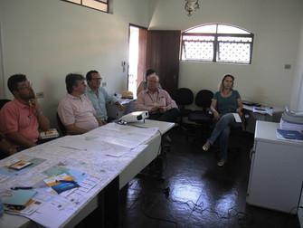 Reunião de Planejamento para o CENSO 2020