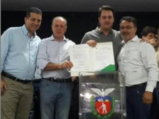 AMUNOP ESCOLHE NOVO PRESIDENTE E DEBATE COMBATE AO CORONAVÍRUS