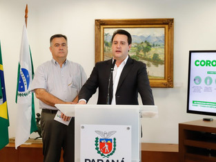 Paraná proíbe entrada de ônibus de quatro estados e quer fechar fronteiras