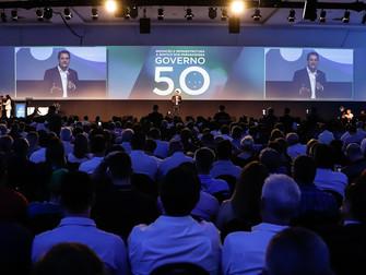 Encontro Governo 5.0 reuniu representantes de 350 municípios