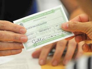 Fique atento: 6 de maio é a data-limite para regularizar a situação eleitoral e estar apto a votar n